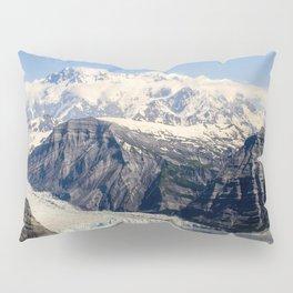 Mountain Lake Landscape Pillow Sham