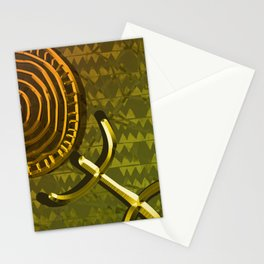Ancestral Ornament 2C Stationery Cards