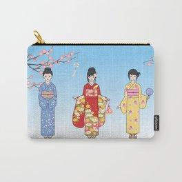 Kimono Basics Carry-All Pouch
