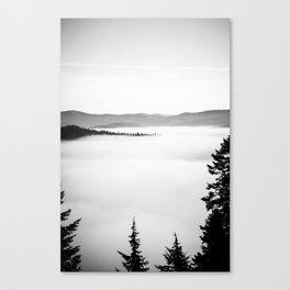 Fernan Ridge Canvas Print