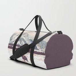 Bison & Tetons Duffle Bag