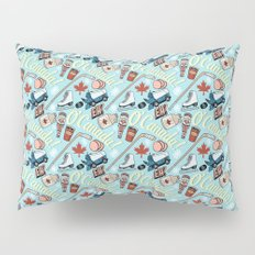 Canada Pattern Pillow Sham