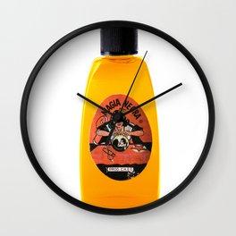 Magia Negra Wall Clock