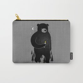 Lost in the wood Carry-All Pouch