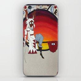 Gaming Mucha - Viera iPhone Skin
