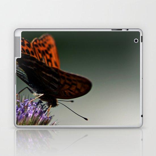 I spread my wings Laptop & iPad Skin