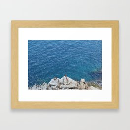 Oceanside Framed Art Print