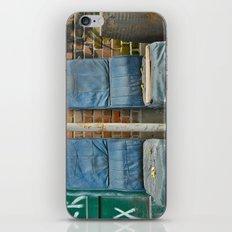 No Time  iPhone & iPod Skin