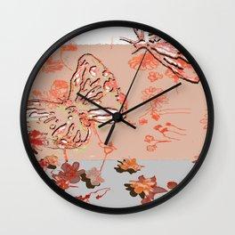 animals nature Wall Clock