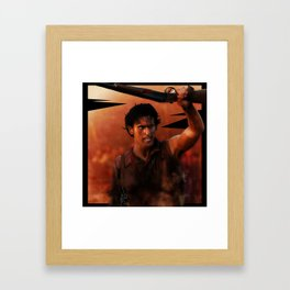 Boomstick! Framed Art Print