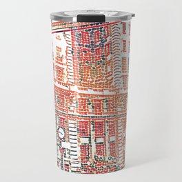 Sao Paulo - Art Travel Mug