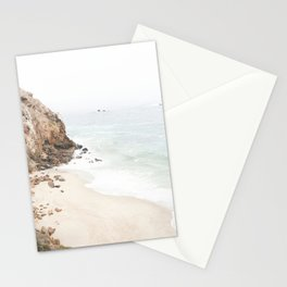 Malibu California Beach Stationery Cards