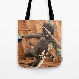 Urban Cherub  Tote Bag