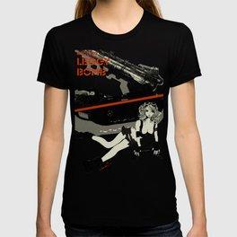LEGGY BOMB PIN UP GIRL T-shirt