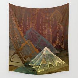 Piramidal 16.5.16 Wall Tapestry