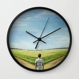 way of life Wall Clock