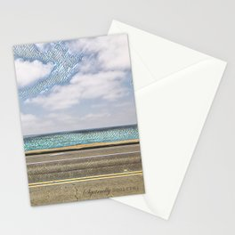 Cliffside Mosaic Stationery Cards