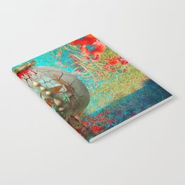 opium field Notebook