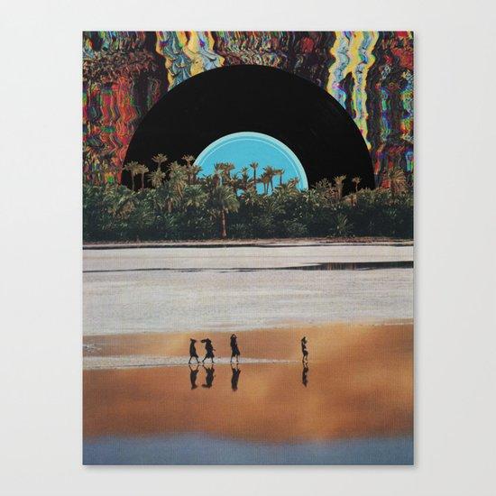 Celebration of Music Canvas Print