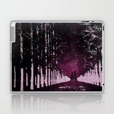 Close Encounter of the Purple Kind Laptop & iPad Skin