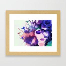 Flying the Nest Framed Art Print