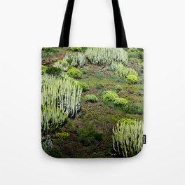 Cactus land Tote Bag