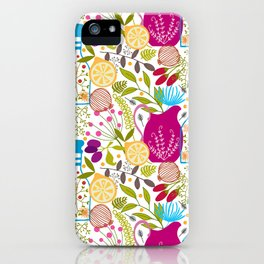 Kitchen Medley iPhone Case