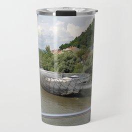 Island in the Mur Travel Mug