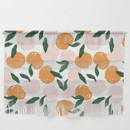PEACHY KEEN Wall Hanging