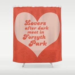 Forsyth Shower Curtain