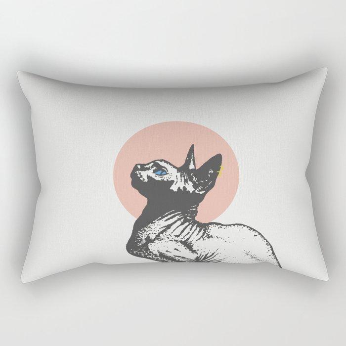 Sphynx Rectangular Pillow