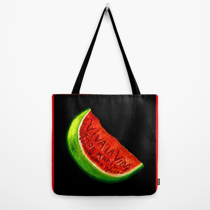 VIDA Foldaway Tote - Watermelon by VIDA