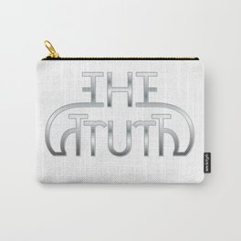 """The Truth"" mirror image design Carry-All Pouch"