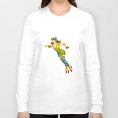Derby Girl Long Sleeve T-shirt