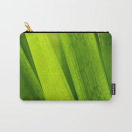 The Details in the Grass Carry-All Pouch