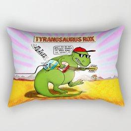 Jurassic Rock Rectangular Pillow