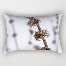 Winter Plant 2 Rectangular Pillow