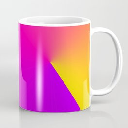 Abstract Summer Impression Coffee Mug