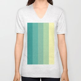 Color#1 Unisex V-Neck