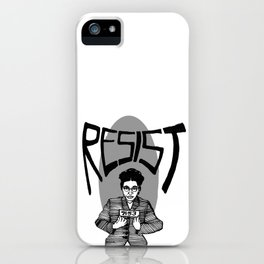 Resist Rosa Parks iPhone Case