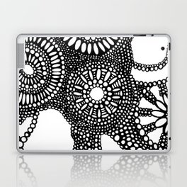graphic dots pattern Laptop & iPad Skin