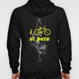 I Bike St. Pete Hoody