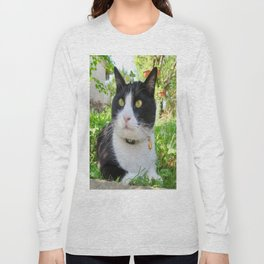 Orazio in the nature Long Sleeve T-shirt