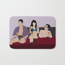 Lito, Daniela and Hernando Bath Mat