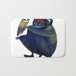Owl & Spirit Bath Mat