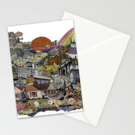 Back At Home Stationery Cards