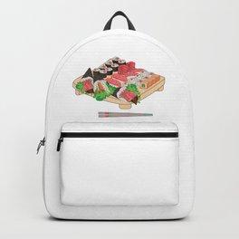 Sushi Platter Backpack