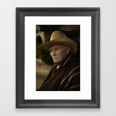 Joshua Tree Portrait 3 Framed Art Print