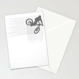 Whip MTB Trickz Stationery Cards