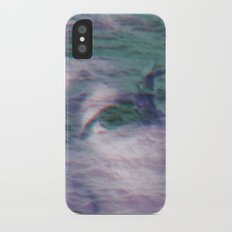 Kingdom of the little seagull iPhone X Slim Case